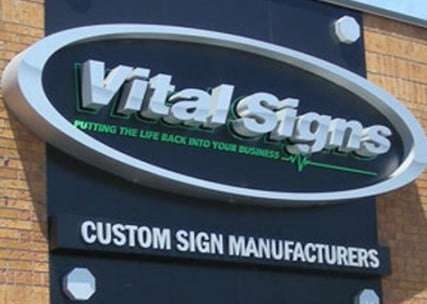 Custom Sign Manufactures
